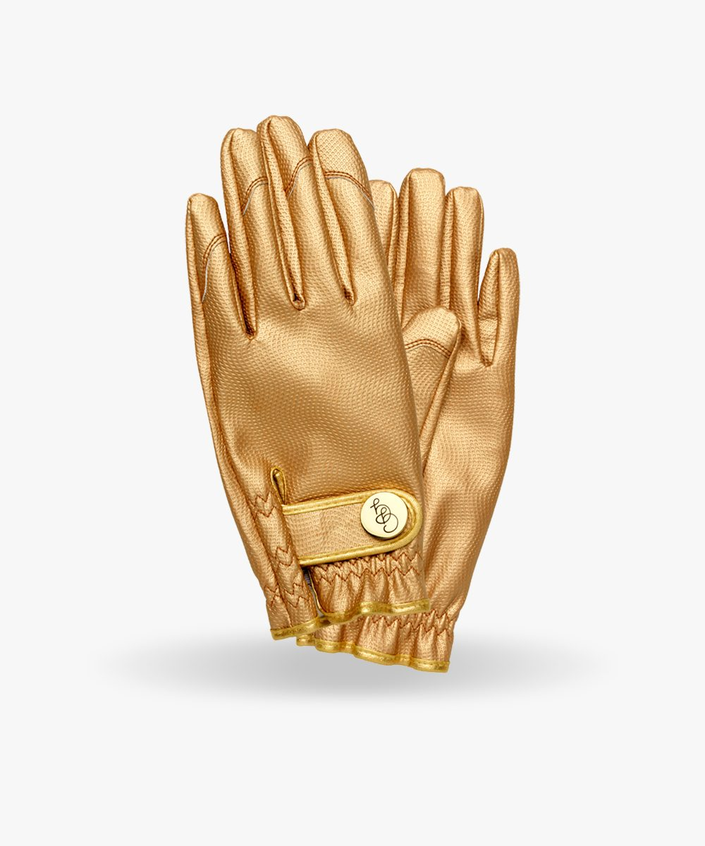 Gold digger gloves