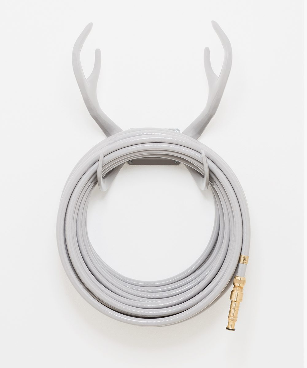 Grey wallmount reindeer combination