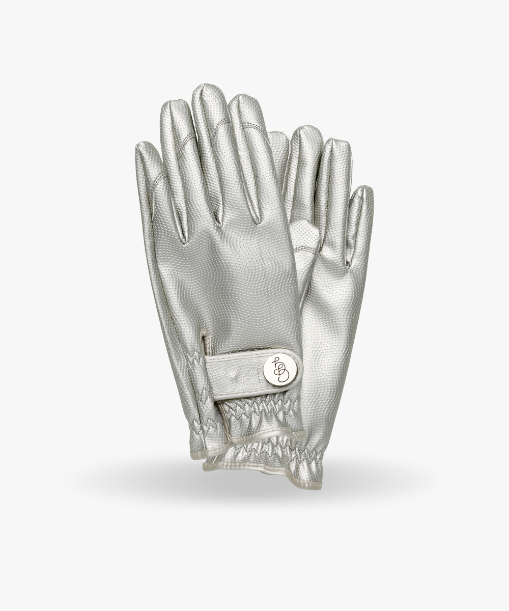 Silver bullet gloves