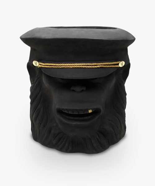 monkey face pot